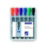STAEDTLER Flipchart marker készlet, 2-5 mm, vágott, STAEDTL