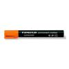 """STAEDTLER """"Lumocolor 352"""" 2 mm kúpos narancssárga alkoholos marker"""