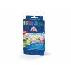 """STAEDTLER """"Ergo Soft"""" háromszögletű színes ceruza készlet, 12+12 szín"""