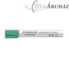STAEDTLER Táblamarker, 2 mm, kúpos, STAEDTLER Lumocolor 351, zöld