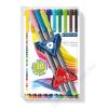 STAEDTLER Tűfilc készlet, 0,3 mm, STAEDTLER Triplus Box, 10+3 különböző szín (TS334TB13)