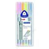 STAEDTLER Tűfilc készlet, 0,3 mm, STAEDTLER Triplus Box, 6 pasztell szín (TS334SB6CS1)