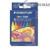 STAEDTLER Zsírkréta, STAEDTLER Noris Club, 8 különböző szín