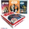 Star Wars - Asztrodoboz - (2 mesekönyv és 1 színező)