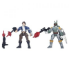 Star Wars Battle Star Wars Hero Mashers Han Solo vs. Boba Fett figura készlet (B3827EU40_B3828EU40)