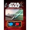 Star Wars - Csillagvadászok és csatahajók + 3D-s szemüveg