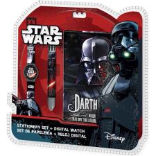 Star Wars Napló + 6 színű toll + karóra karóra
