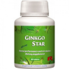 Starlife Ginkgo Star 60 db tabletta - az agy, a szív és érrendszer támogatására - StarLife