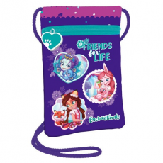 Starpak Enchantimals nyakba akasztható pénztárca 10,5x15,5cm