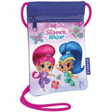 Starpak Shimmer és Shine nyakba akasztható pénztárca