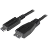 StarTech com 1M USB 3.1 C TO MICRO-B CABLE .