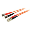 StarTech com 3M FIBER PATCH CABLE LC - ST IN