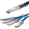 StarTech com 3M QSFP+ BREAKOUT CABLE .