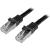 StarTech com 5M BLACK CAT6 SFTP CABLE NETWORK PATCH CABLE-BLACK