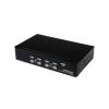 StarTech com Startech.com KVM Switch 4PC USB OSD (SV431DUSBU)