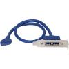 StarTech com USB 3 A LP SLOT PLATE ADAPTER .