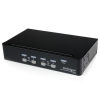 Startech Professional VGA 4 portos KVM switch