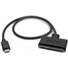 Startech USB 3.1 10 Gbps Adapter Cable For 2.5-Inch SATA Drive - Fekete