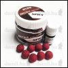 Stég Product STÉG PRODUCT SOLUBLE BOILIE + FLAVOR 16 MM SPICY 90 G + 5 ML