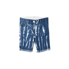 Stella McCartney Kennedy Tie Dye Denim Shorts