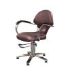 Stella Salon hidraulikus fodrász szék mályva SX-681A