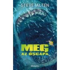 Steve Alten Meg - Az őscápa irodalom