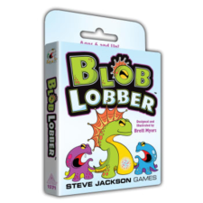 Steve Jackson Games Blob Lobber (eng) - /EV/ társasjáték