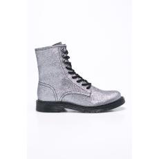 Steve Madden - Magasszárú cipő Hastel - ezüst