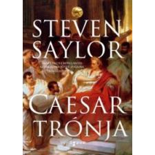 Steven Saylor Caesar trónja irodalom