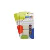 Stick'n Index -21388- 25x45mm mintás széllel 2x20 címke STICK'N 12db/csomag