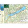 Stiefel A Balaton régió térkép