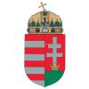Stiefel A Magyar Köztársaság címere fakerettel