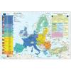 Stiefel Az Európai Unió (a tagok és tagjelöltek zászlóival) + gazdasági térképek DUO