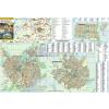 Stiefel Balmazújváros-Hajdúszoboszló-Nagyhegyes fémléces térkép