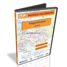 Stiefel Digitális Térkép - Világtörténelem - Újkor (14 térkép) oktatóprogram
