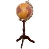 Stiefel Eurocart Kft. Antik jellegű földgömb, fix, álló, talpas