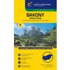 Stiefel Eurocart Kft. Bakony-Észak turistatérkép