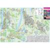 Stiefel Eurocart Kft. Dunakeszi,Göd,Fót,Mogyoród keretezett térkép