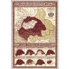 Stiefel Eurocart Kft. Magyarország ezeréves sorsa-keretezett