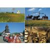Stiefel Eurocart Kft. Magyarország világörökségek-tányéralátét