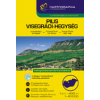 Stiefel Eurocart Kft. Pilis és a Visegrádi-hegység turistakalauz