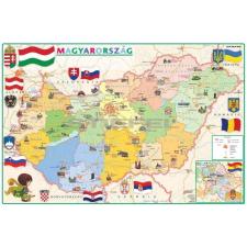 Stiefel Gyerek Magyarország közigazgatása térkép