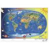 Stiefel Gyermek világtérkép