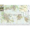 Stiefel Szarvas, Gyomaendrőd, Kondoros és Békésszentandrás térkép, fémléces