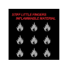 Stiff Little Fingers Inflamable Material (CD)