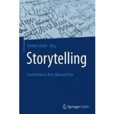 Storytelling – Edgar von Cossart idegen nyelvű könyv