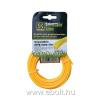 STR damil Pro 1.3mm 15fm szögletes sárga HEX