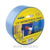 STR maszkoló szalag 50 mm L-50 m, kék