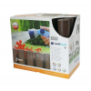 STR paliszád szegély műanyag 2,1m barna 3 Maxi
