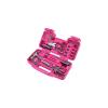 STR szerszámkészlet női 39db-os rózsaszín